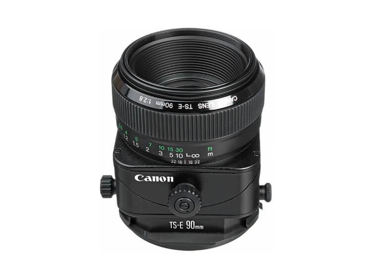 Tilt-Shift - TS-E 90mm f/2.8