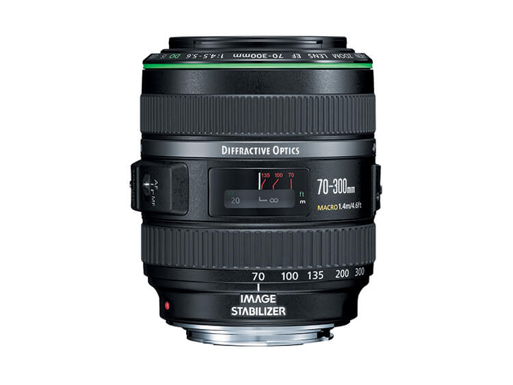 Zoom de Telefoto - EF 70-300mm f/4.5-5.6 DO IS USM
