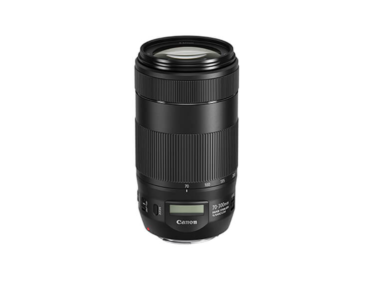 Zoom de Telefoto - EF 70-300mm f/4-5.6 IS II USM