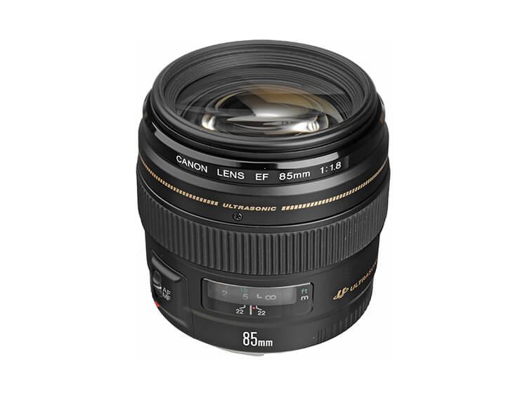 Telefoto Estándar y Medio - EF 85mm f/1.8 USM