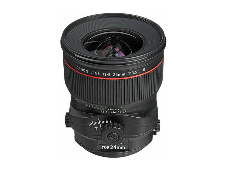 Tilt-Shift - TS-E 24mm f/3.5L II