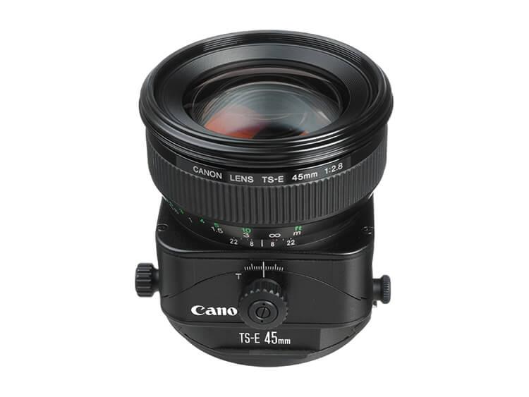 Tilt-Shift - TS-E 45mm f/2.8