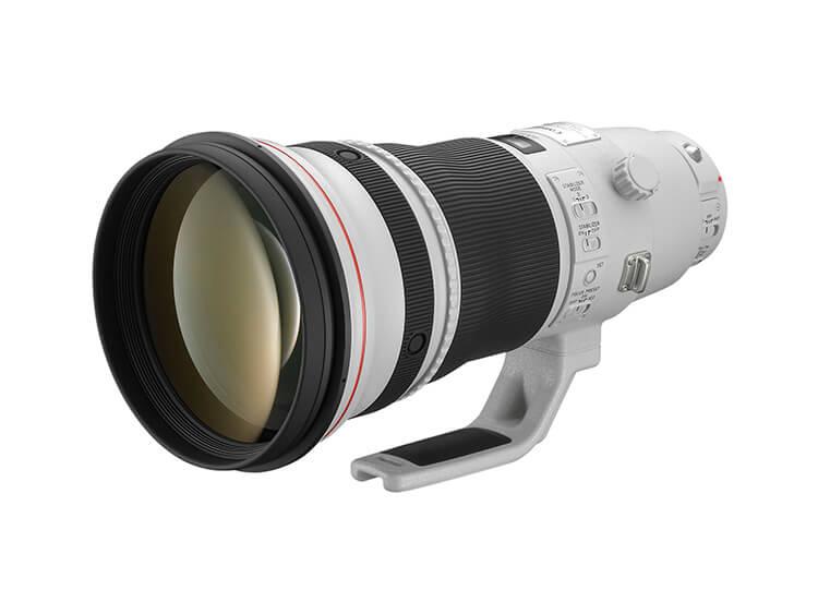 Supertelefoto - EF 400mm f/2.8L IS USM