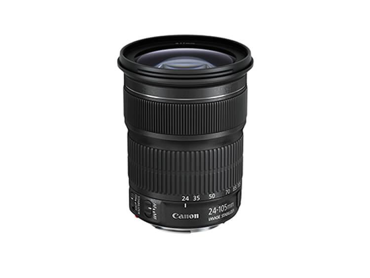 Zoom Estándar - EF 24-105mm f/3.5-5.6 IS STM